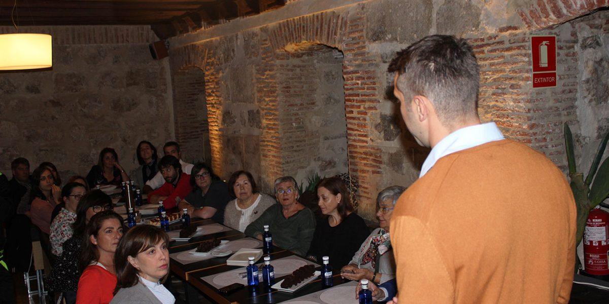Tarde de presentaciones en Le Bistró Valladolid