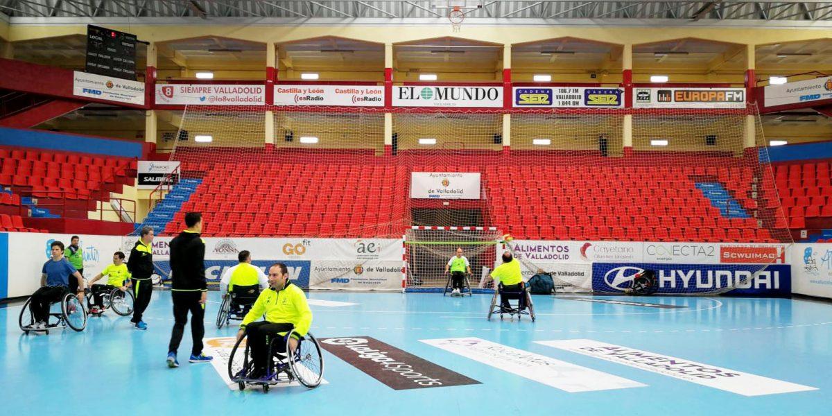 Jornada de deporte inclusivo en Valladolid