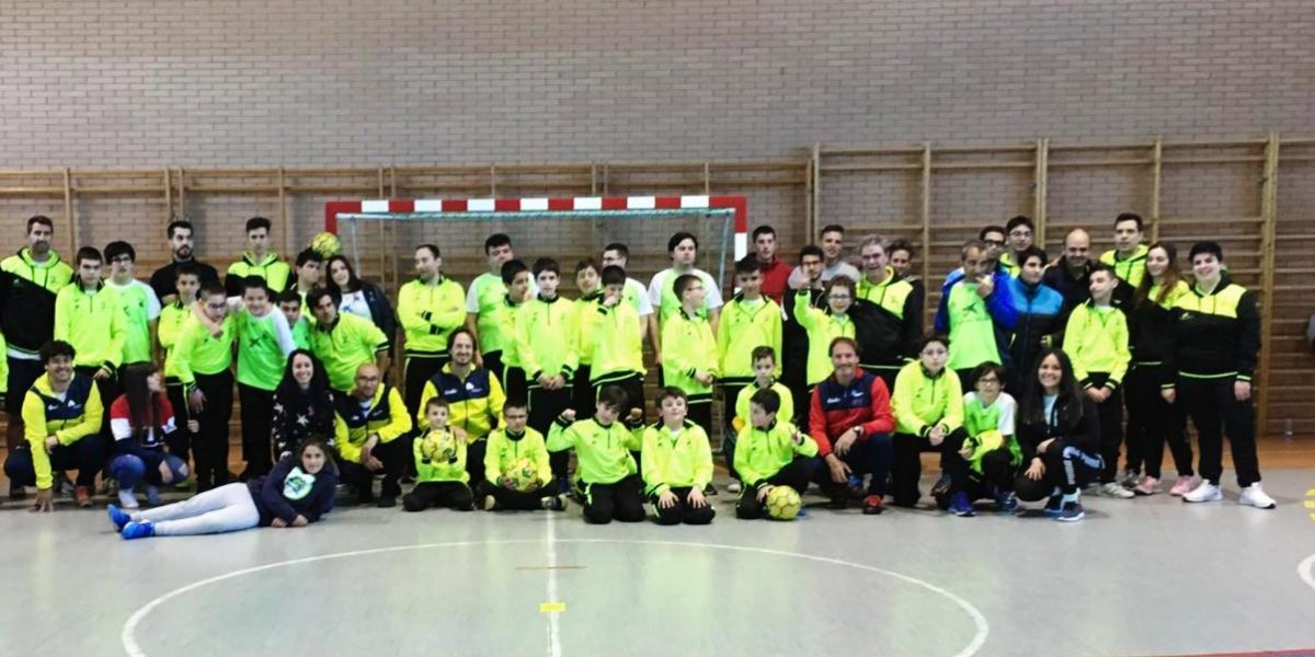 Fútbol con la Fundación Eusebio Sacristán