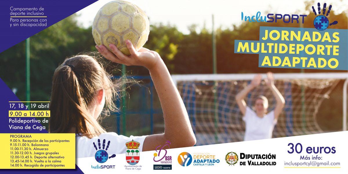 Organizamos un campamento de deporte inclusivo