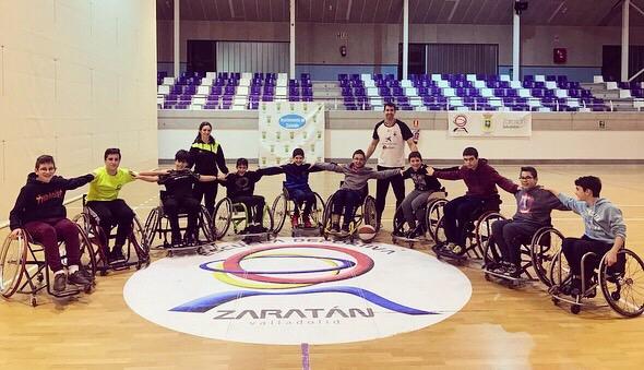 Inclusport, en el II Día del Deporte Inclusivo de Zaratán